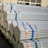 Hot dip galvanized tube