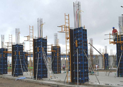 Metal/Steel/Concrete Formwork for Construction Equipment